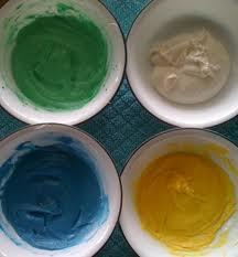 Házi készítésű festék